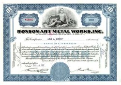 Ronson Art Metal Works, Inc. (Ronson Lighter Company)