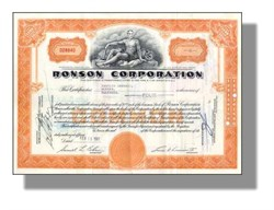 Ronson Corporation (Famous Lighter Company)