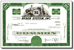 Ryder Systems, Inc. (Truck Rental)