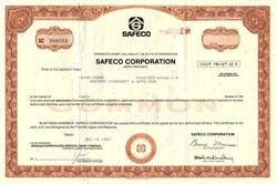 Safeco Corporation - Seattle, Washington 1987