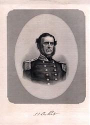 Samuel F. Dupont Engraving