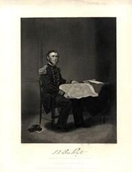 Samuel Francis DuPont Engraving