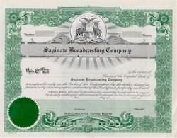 Saginaw Broadcasting Company