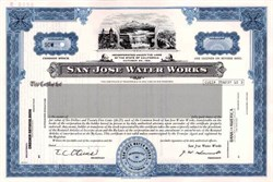 San Jose Water Works