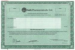 Salix Pharmaceuticals, Ltd. - Delaware