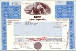 Savin Corporation