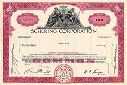 Schering Corporation - New Jersey ( Now Schering-Plough )