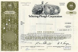 Schering - Plough Pharmaceutical Company