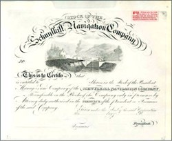 Schuylkill Navigation Company 1830's