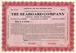 Seaboard Company