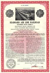 Seaboard Air Line Railroad - Maryland 1966