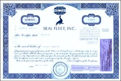 Seal Fleet, Inc. (Leap Technology Inc) 1990's