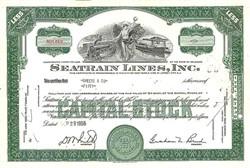 Seatrain Lines, Inc.