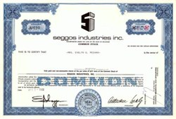 Seggos Industries Inc.