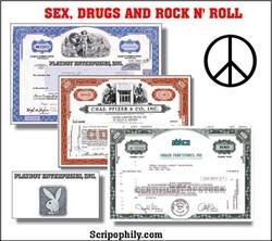 Sex, Drugs and Rock n' Roll Package (Playboy, Viagra and Beatles)