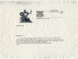 Shearson Lehman Brothers Holdings, Inc. (Rare Specimen Proof)