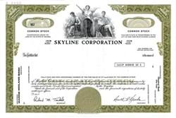 Skyline Recreational Vehicles Corporation - Indiana 1979
