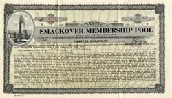 Smackover Membership Pool - Tarrant, Texas 1923