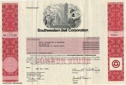 Southwestern Bell Corporation - Delaware 1993