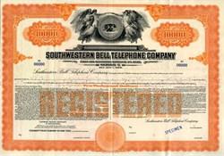 Southwestern Bell Telephone Company - Missouri 1938