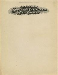 Frank J. Hart - Southern California Music Company