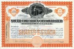 South Columbus Consolidated Mining Company - Utah 1908