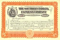 Southern Indiana Express Company - Indiana