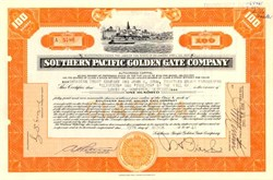 Southern Pacific Golden Gate Company - San Francisco , California 1942