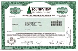 Soundview Technology Group, Inc.
