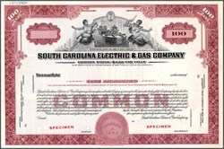 South Carolina Electric & Gas Company