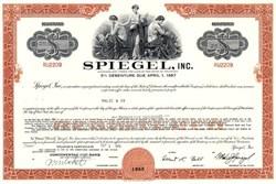 Spiegel, Inc. of Delaware (Became Eddie Bauer) -  1976