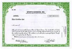 Sports Sciences, Inc.