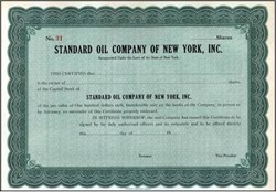 Standard Oil Company of New York, Inc.