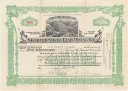Standard Silver Lead Mining Company