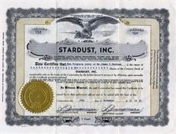 Stardust Hotel - Las Vegas, Nevada 1954