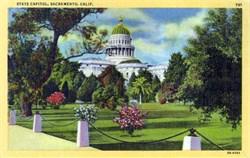 State Capitol - Sacramento, California