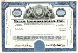 Miles Laboratories, Inc. - Indiana - 1968