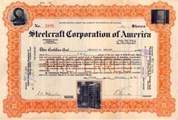 Steelcraft Corporation of America - National Safe Company