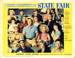 State Fair Lobby Card Starring Pat Boone, Ann Margret and Bobby Darin - 1962