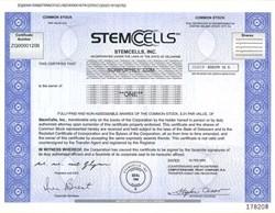 StemCells, Inc. - Delaware