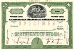 St. Louis - San Francisco Railway Company - Missouri
