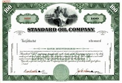 Standard Oil Company - Indiana