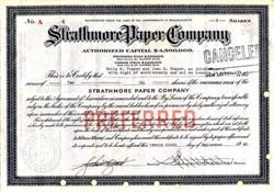 Strathmore Paper Company - Massachusetts 1943