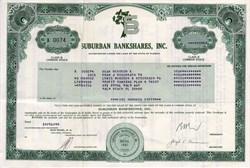 Suburban Bankshares, Inc. - Florida 1985