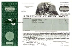 Sunshine Mining and Refining Company