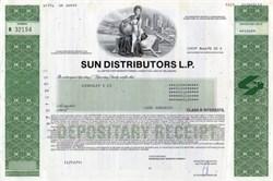 Sun Distributors L.P. 1991