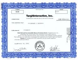 TargitInteractive, Inc. - Delaware 2002