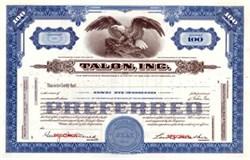 Talon, Inc. - Pennsylvania