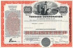 Tenneco Corporation ( Became Tennessee Gas Pipeline Company )
