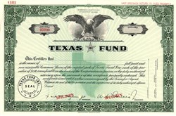 Texas Fund Inc (Now John Hancock Large Cap Equity Fund)  - Delaware